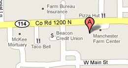 Manchester Party & Tool Rental - 1105 State Road 114 West North Manchester, IN 46962
