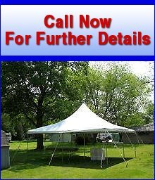 Party Rentals - North Manchester, IN - Manchester Party & Tool Rental - Tent - Call Now For Further Details