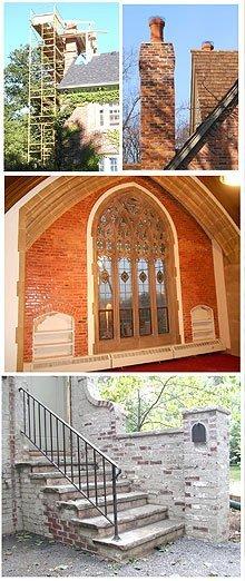 Brick - Toledo, OH - Mattoni Plastering, Stucco & Masonry