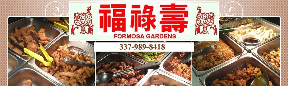 Chinese Buffet - Lafayette, LA - Formosa Gardens