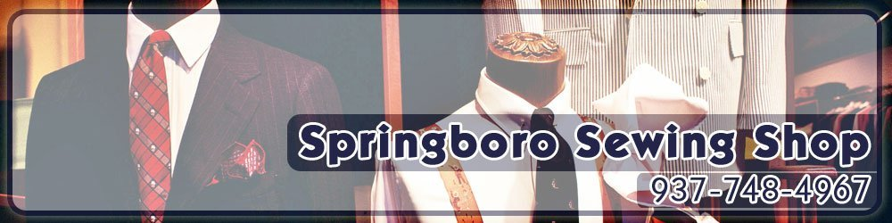 Sewing Service Springboro, OH ( Ohio ) - Springboro Sewing Shop