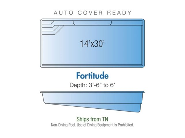 Fortitude pool design layout