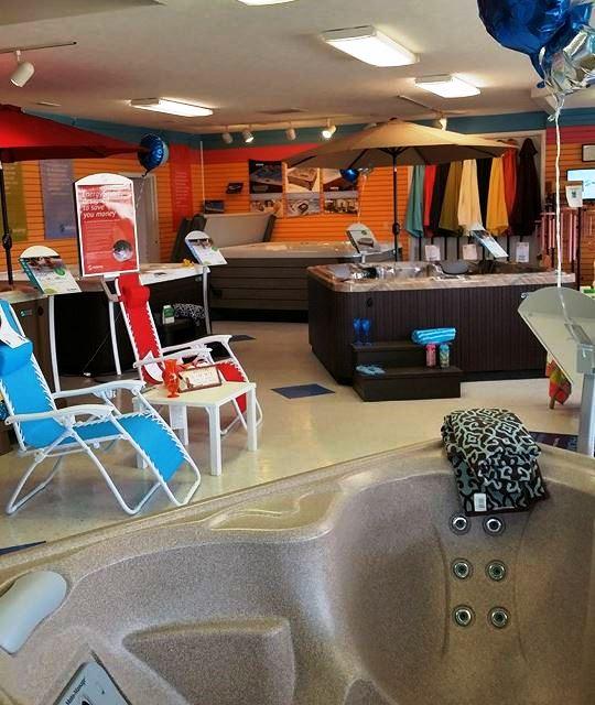 Hendrix Pool & Patio interior