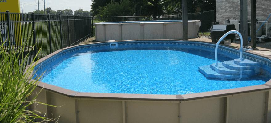 On-Ground Pool