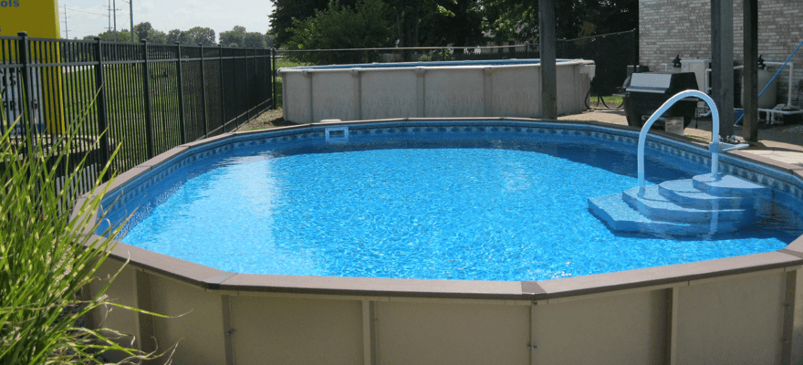 On-Ground Pool