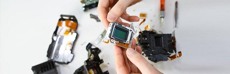 Comprehensive camera services
