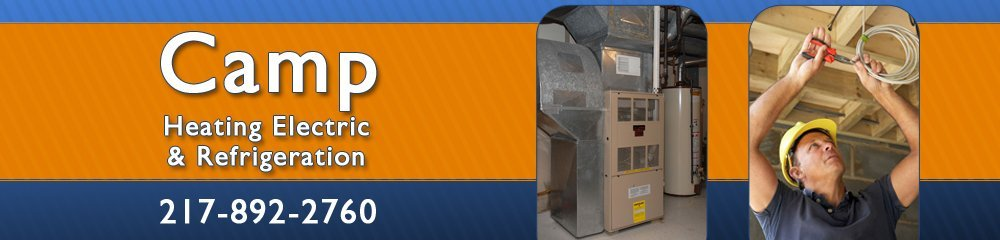 Heating Services - Dewey, IL - Camp Heating Electric & Refrigeration