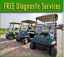 Mobile Golf Cart Repairs - Zephyrhills, FL - Fair-Way Golf Cart Repair