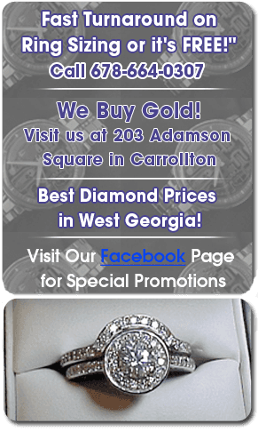 Diamonds - Carrollton, GA - Willis Jewelry Co.
