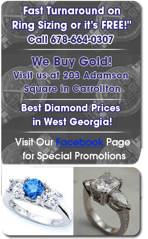 Engagement Rings - Carrollton, GA - Willis Jewelry Co.