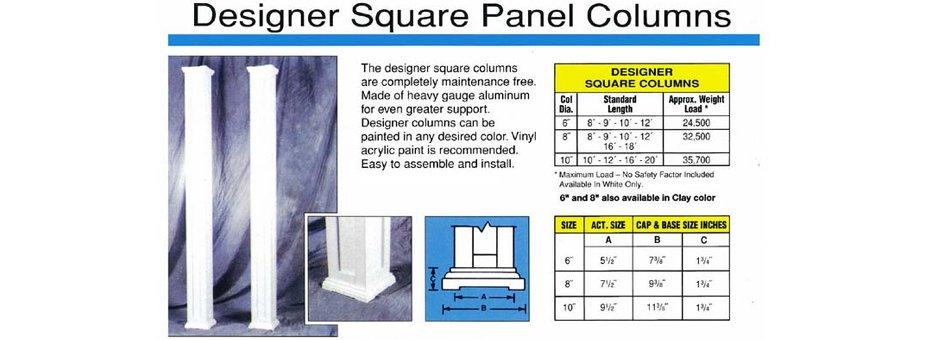 Panel Columns