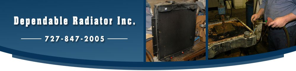 Auto Radiator Service - Port Richey, FL - Dependable Radiator Inc.
