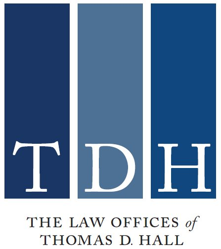 The Law Offices of Thomas D Hall Logo