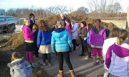 Girl Scouts Tour