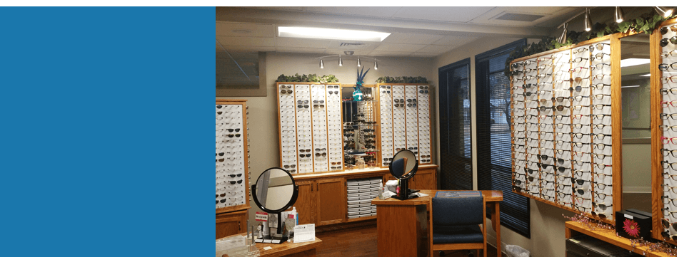 Inside New Clinic| Adrian, MI | Adrian Eyecare & Optical | 517-265-6055