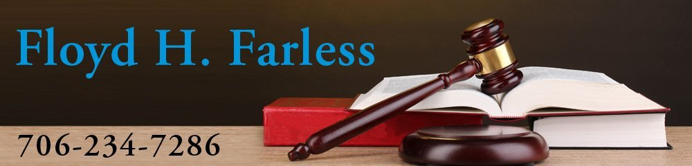 Criminal Defense Attorneys - Rome, GA - Floyd H. Farless