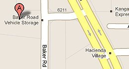 Baker Road Vehicle Storage 6205 Baker Road New Port Richey, FL 34653