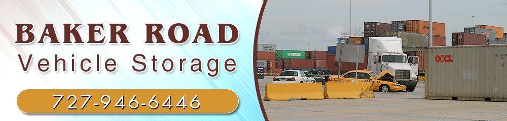 Vehicle Storage Yard New Port Richey, FL