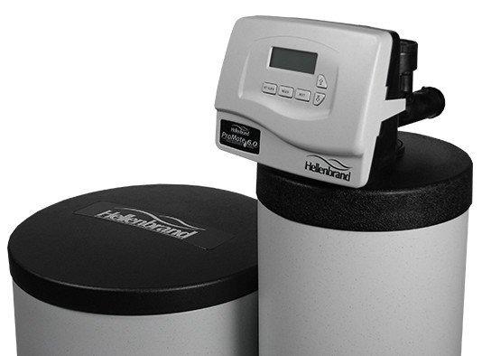 Water softener appliance