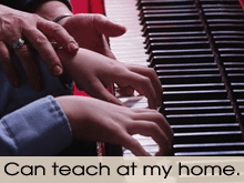 Piano Lessons - Indio, CA - Piano And Voice Lessons By Joyce - piano lesson -  Can teach at my home.