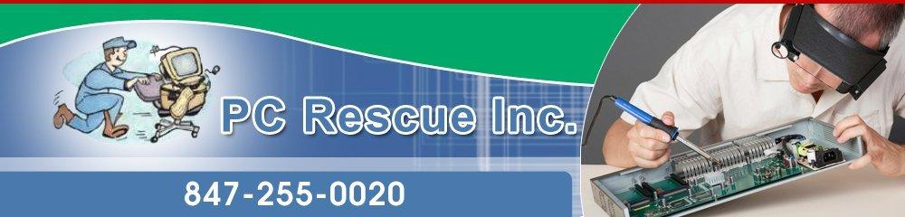 Computer Services - Arlington Heights, IL - PC Rescue Inc.