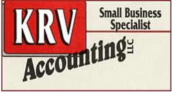 KRV Accounting LLC - Logo