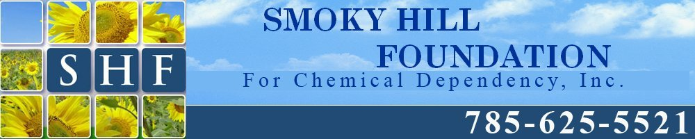 Counseling Hays, KS - Smoky Hill Foundation For Chemical Dependency, Inc. 785-625-5521