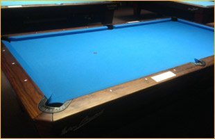 Table for playing billiards