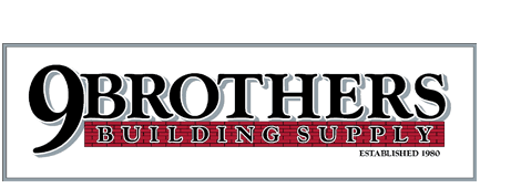 Building Supplies | Brentwood, NY | 9 Brothers Building Supply | 631-273-3323