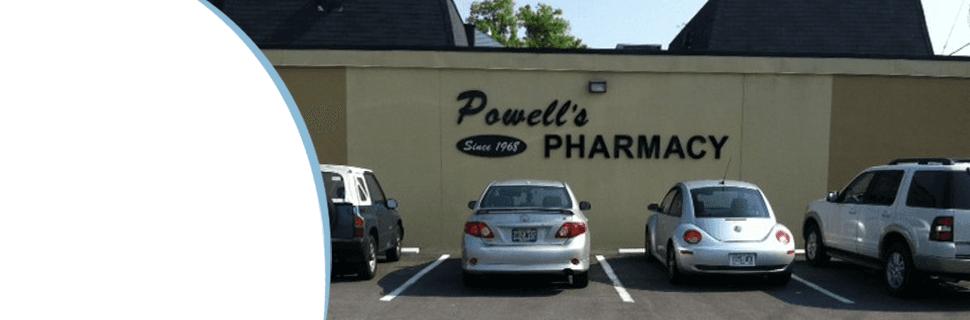 Contact   Macon, GA   Powell's Pharmacy   478-781-1213