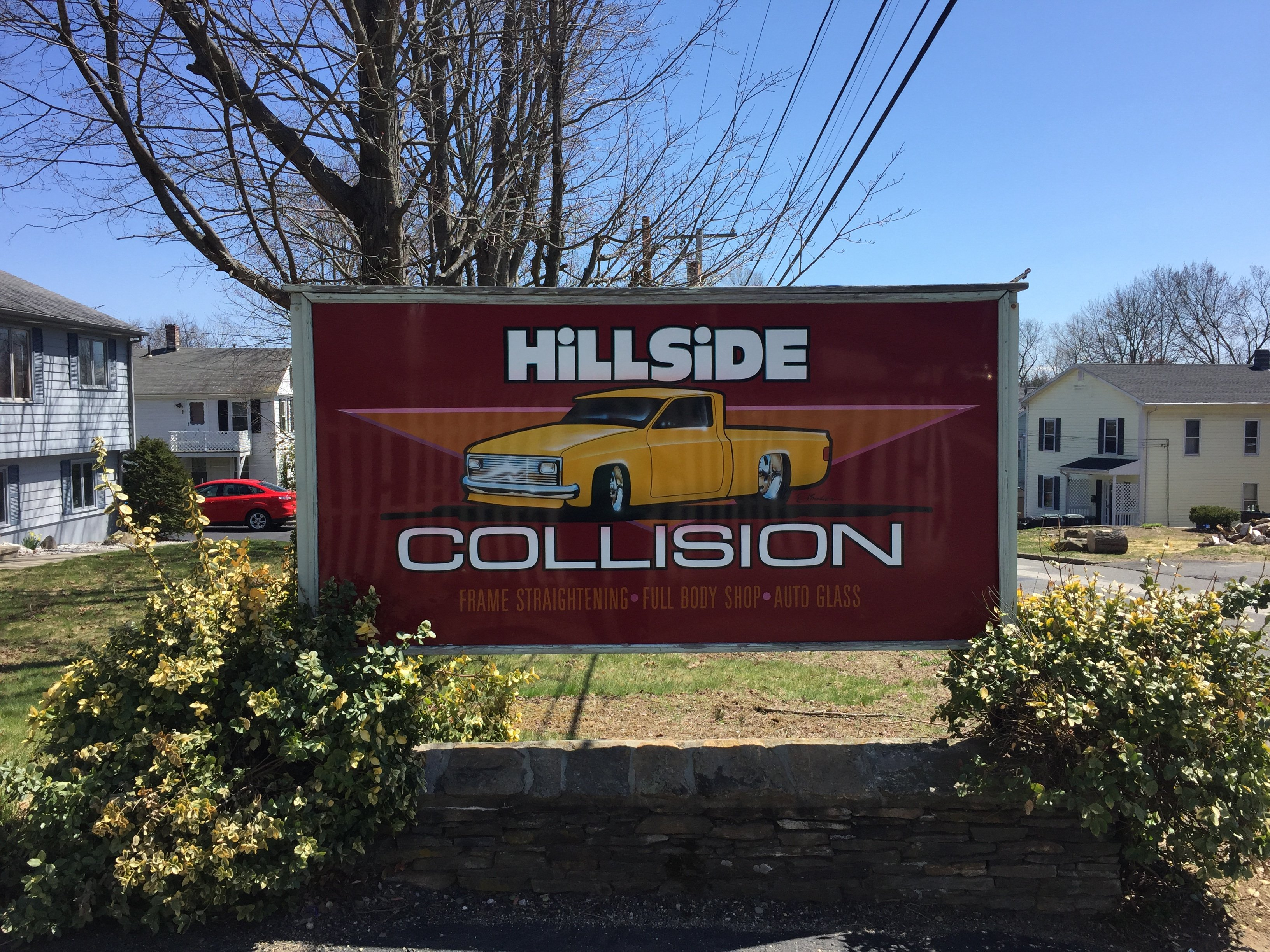 Hillside Collision Inc