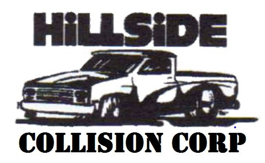 Hillside Collision Inc - Logo