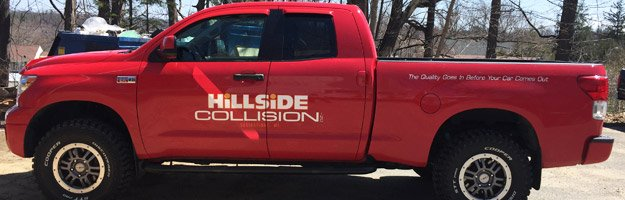 Hillside Truck