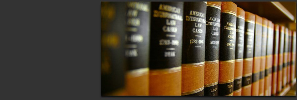 Books about law