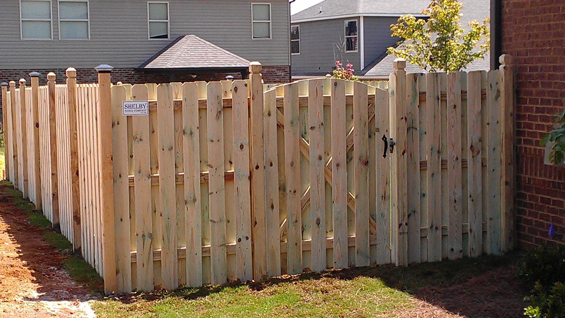 Fencing Services Wood Fences