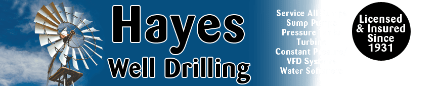 Hayes Well Drilling