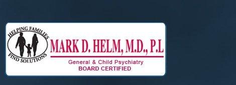 Psychiatrist | Lakeland, FL | Mark D. Helm, M.D., P.L. | 863-683-2600
