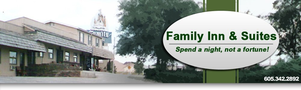 Inn Rapid City, SD ( South Dakota ) - Family Inn & Suites