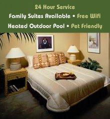 Inn - Rapid City, SD - Family Inn & Suites - bedroom