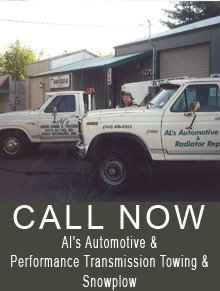 Complete Auto Repair - Port Orchard, WA - Al's Automotive & Performance Transmission Towing & Snowplow