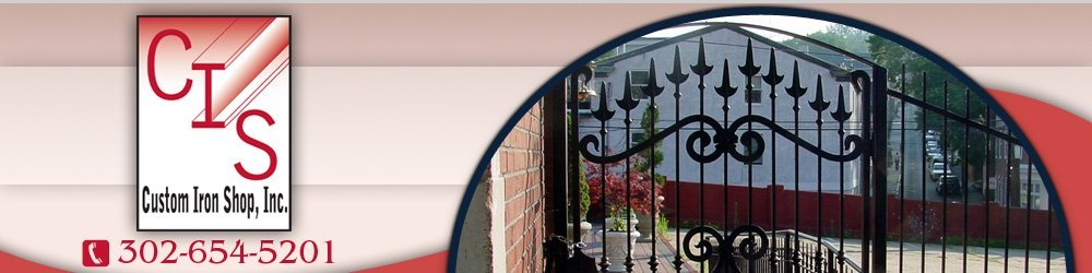 Ornamental Railings - Wilmington, DE - Custom Iron Shop