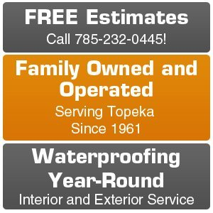 Concrete Waterproofing - Topeka, KS - Ben Schreiner Concrete Construction Co