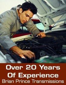 Automotive - Cottondale, AL - Brian Prince Transmissions