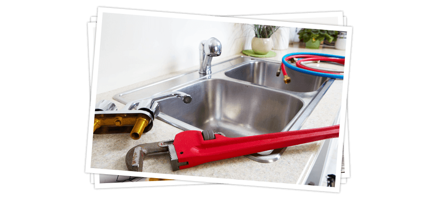 Kitchen plumbing