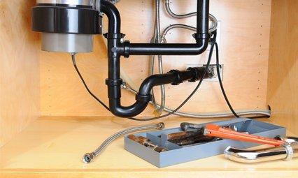 plumbing materials