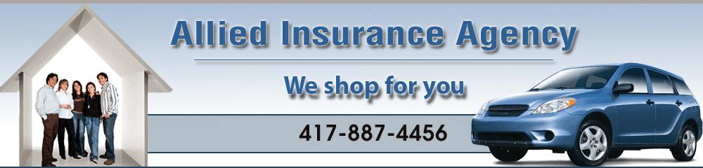 Insurance Company Springfield, MO - Allied Insurance Agency