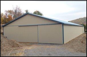 Steel roof | McVeytown, PA | Kyfus Metal Sales LLC | 717-899-7600