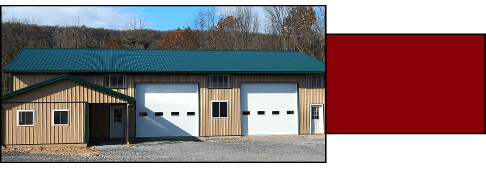 Kyfus Metal Sales Llc Photo Gallery Pole Barns Mcveytown Pa