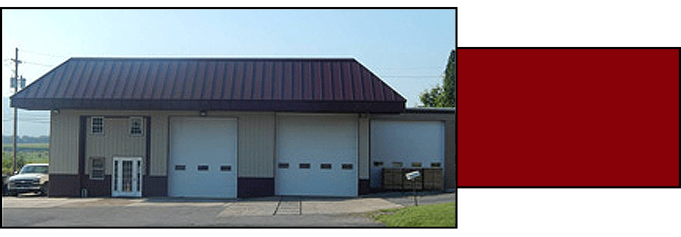 Metal rooftop | McVeytown, PA | Kyfus Metal Sales LLC | 717-899-7600