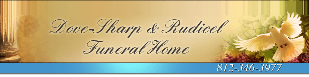 Funeral Home - North Vernon, IN - Dove-Sharp & Rudicel Funeral Home